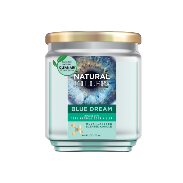 Natural Killer Candle Blue Dream-01