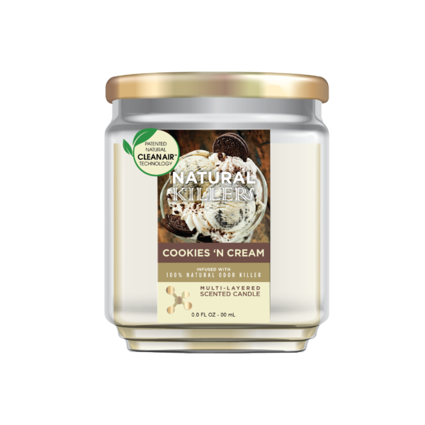 Natural Killer Candle Cookies N Cream-01