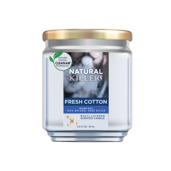 Natural Killer Candle Fresh Cotton-01-01