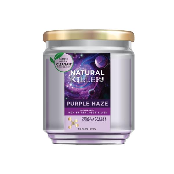 Natural Killer Candle Purple Haze-01-01